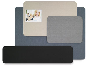 Frameless Bulletin Boards