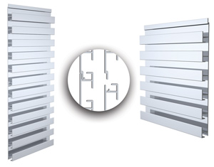 Testrite Slatwall Panels Stands Image 105