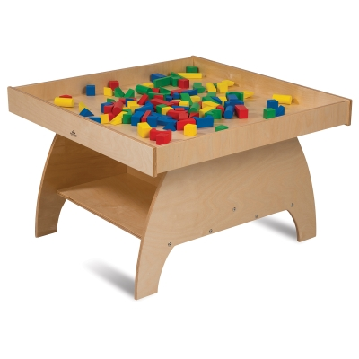 Whitney Brothers Big Wide Discovery Table Image 350