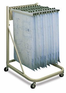 Safco Vertical Hanging System Photo
