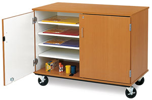 Isystems Paper Art Storage Cabinet Photo