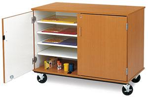 Isystems Paper Art Storage Cabinet Photo