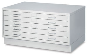 Safco Facil Flat Files Picture 490