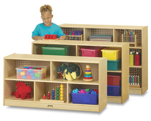 Jonti Craft Mobile Storage Cabinets Image 325