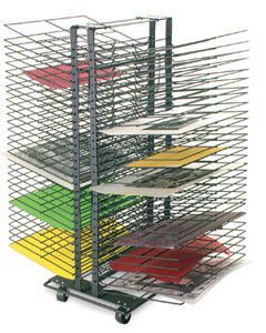 Rollaway Rackaway Drying Rack Picture 909