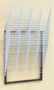 Compact Shelf Wall Rack Image 744