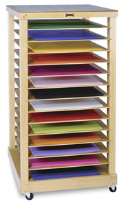 Jonti Craft Paper Rack Image 257
