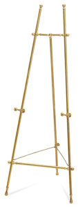 Xylem Antique Brass Display Easel Photo