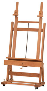 Mabef Artists Easel M Photo