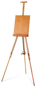 Mabef Field Easel M Photo