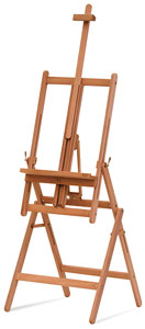 Mabef Watercolor Oil Easel M Image 356