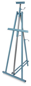 Klopfenstein Collegiate Steel Easel Photo