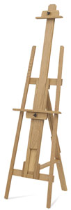 American Easel Lyre Photo