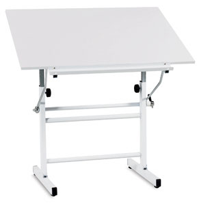 Martin Universal Design Bel Aire Neuvo Drafting Table Photo
