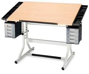 Alvin Craftmaster Deluxe Hobby Drawing Station Photo