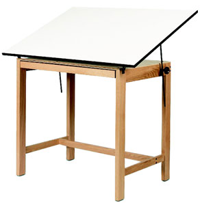 Alvin Titan Drafting Table Photo