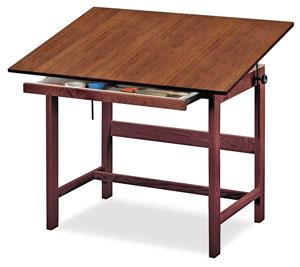 Alvin Titan Drafting Table Photo