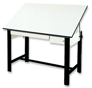 Alvin Designmaster Drawing Tables Photo