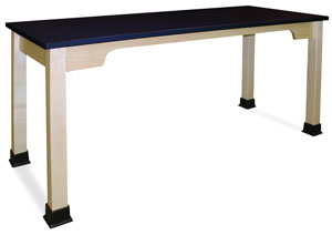 Hann Table Scalloped Edge Image 301