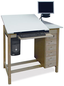 Hann Drafting Tables Photo