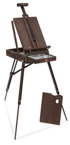 Jullian Vintage Easel Photo
