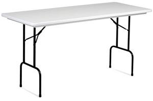 Correll Folding Presenter Table Photo