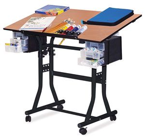 Martin Universal Design Creation Station Table Image 798