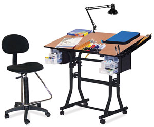 Martin Universal Design Creation Station Studio Set Photo