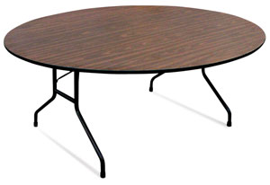 Correll Round Folding Tables Image 505