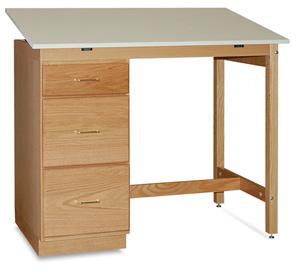 Smi Pedestal Desk Image 118