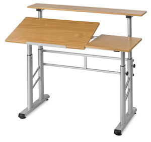 Safco Split Level Drafting Table Image 1049