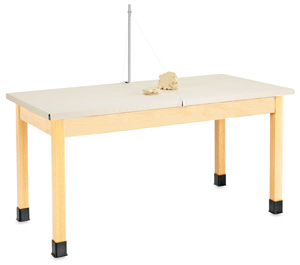 Diversified Woodcrafts Clay Wedging Table Photo