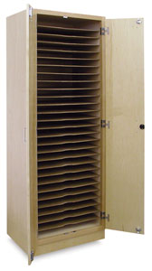 Hann Drawing Board Storage Cabinet Photo