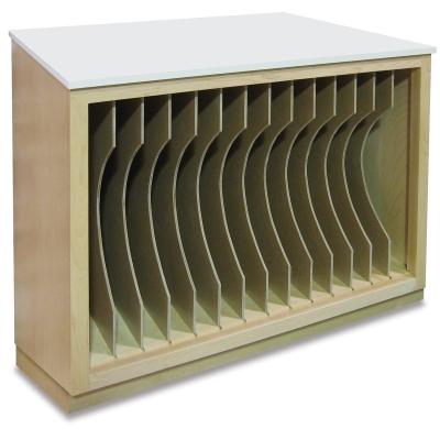 Hann Portfolio Storage Cabinet Photo