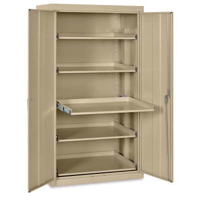 Sandusky Lee Pull Out Shelf Storage Cabinet Image 152