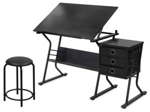 Studio Designs Eclipse Table Stool Set Photo