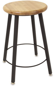 Wisconsin Bench Solid Welded Stools Photo