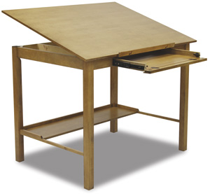 Studio Designs Americana Drafting Table Image 1246