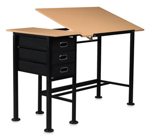 Martin Universal Design Dorchester Split Top Table Image 386