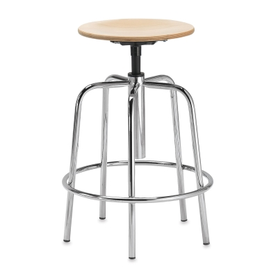 Bieffe Vintage Chair Stool Image 2919