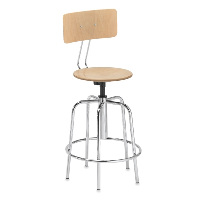 Bieffe Vintage Chair Stool Photo