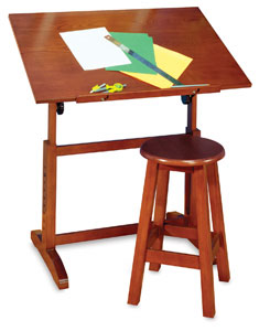 Workstations With Integrated Easels Best Terrero Taboret