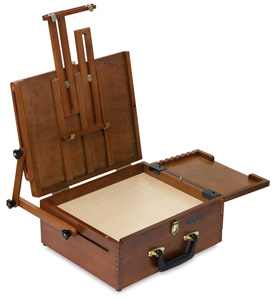 Craftech Sienna Plein Air All One Pochade Box Image 730