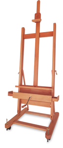 Mabef Small Studio Easel M Photo