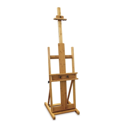 Pacific Arc Brazos Bamboo Frame Easel Picture 982