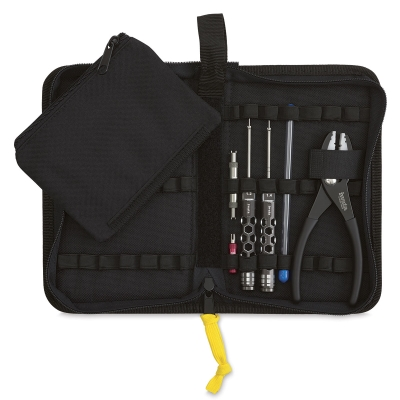 Iwata Professional Airbrush Maintenance Tool Set Photo