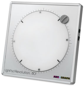 Artograph Revolution Revolving Lightpad Photo