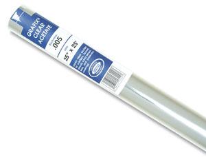 Grafi Clear Acetate Rolls Photo