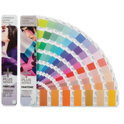 Pantone Plus Series Formula Guides Set Image 705