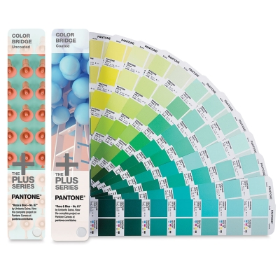 Pantone Plus Series Color Bridge Set Image 374